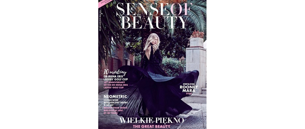 Magazyn Sense of Beauty